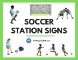 8 Awesome Soccer Skills Stations for PE Teachers