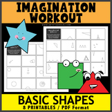 Basic Shapes Imagination Workout