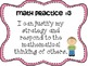 8 Best Practices Posters - Math CCSS