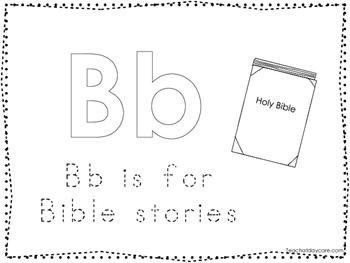 8 Bible Stories Worksheets. Preschool-Kindergarten Bible C