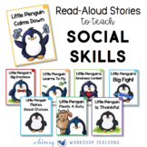 8 Books to Teach Social Skills - Little Penguin Series