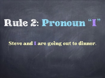 8 Capitalization Rules PowerPoint