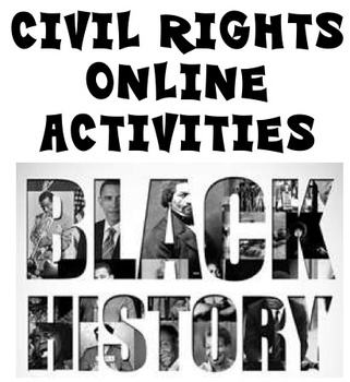 8 Civil Rights Online Activities/Interactives