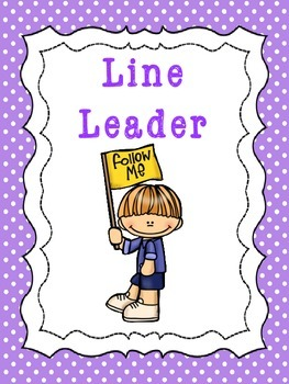 8 Class Jobs Posters for your Classroom. Pre-K-5th Grade.