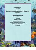 SocSci - 8 Clues: World Geography