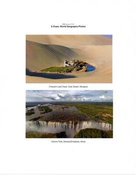 SocSci - 8 Clues: World Geography Photos