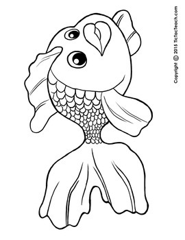 8 Coloring Pages- Animal and Insect-Themed