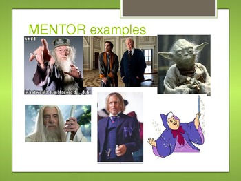 8 Common Character Roles Powerpoint