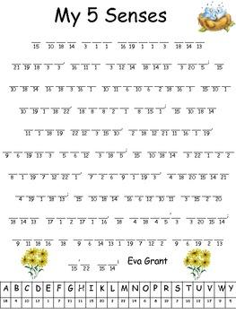 8 Cryptograms