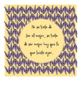 8 Dichos de la persistencia - 8 quotes about persistence
