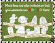 8 Different CHRISTMAS Themed Sentence Strip Headbands {Bla