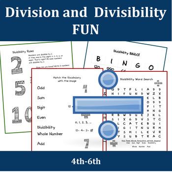 6th Grade Math: Division: Divisibility