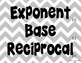 8.EE.1 Vocabulary Word Cards