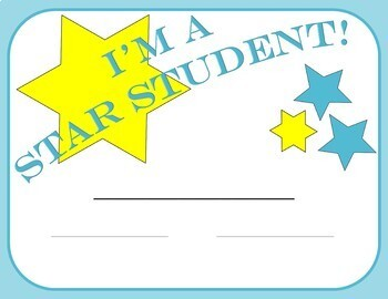 8 End of Year Certificates - Promotion, Moving Up, Star Student, Achievement
