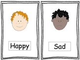 8 Emotions Posters. Preschool, Pre-K, Kindergarten.