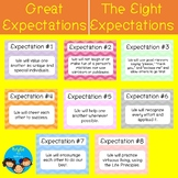 8 Expectations for the Classroom