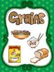 8 Food Pyramid Printable Posters/Anchor Charts.