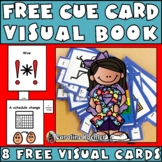 8 Free Cue Cards: Visuals for Students with Autism