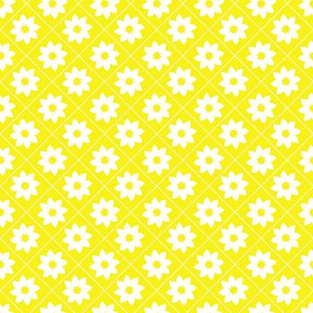 8 Free Flower Pattern Digital Paper in 8 Colors