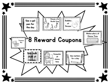 8 Free Reward Coupons