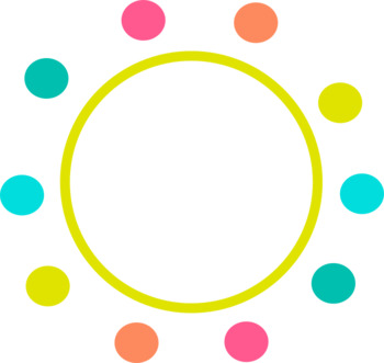 8 Fun Polka Dot Frames