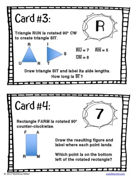 8.G.2 Proving Congruence Cooperative Learning Bundle