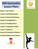 Special Needs Gymnastics Lesson Plans