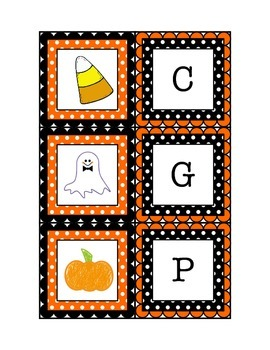 8 Halloween Themed Centers/Stations/Activities