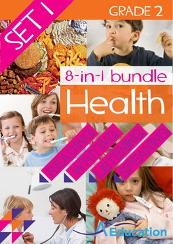 8-IN-1 BUNDLE - Health (Set 1) - Grade 2