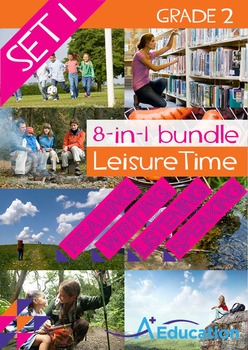 8-IN-1 BUNDLE - Leisure Time (Set 1) - Grade 2