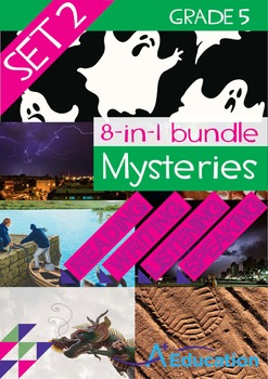 8-IN-1 BUNDLE- Mysteries (Set 2) – Grade 5