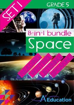8-IN-1 BUNDLE - Space (Set 1) - Grade 5