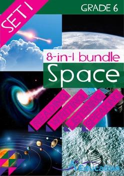 8-IN-1 BUNDLE - Space (Set 1) - Grade 6