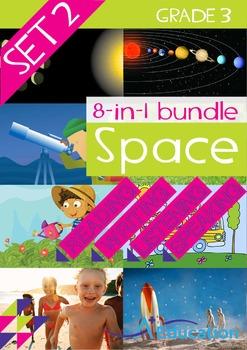 8-IN-1 BUNDLE - Space (Set 2) - Grade 3