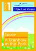 8-IN-1 BUNDLE- Space (Set 3) - Grade 1 (with 'Triple-Track