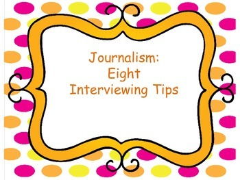 8 Interview Tips