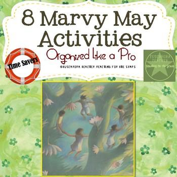 8 Marvy May Activities