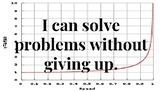 """8 Math """"I Can"""" Statements for Classroom Visual"""