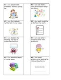 8 Math Practices Interactive Notebook Foldable CCSS