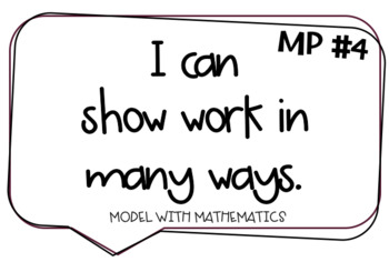 8 Mathematical Practices