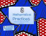 Red White and Blue Mathematical Mindsets --Posters/ Exit Slips