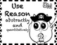 8 Owl Mathematical Practices --Posters and Exit Slips to H