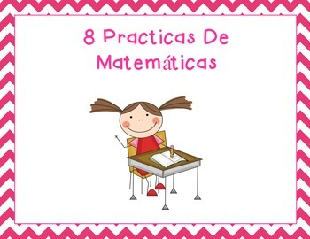 8 Mathematical Practices Spanish
