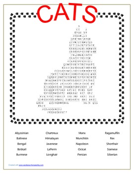 8-Pack Word Search