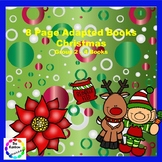 8 Page Adapted Book - Christmas - Group 2 (4 Books)