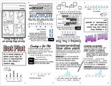 8 Page Mini Book Dot Plots and Box Plots