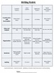 8 Page Rubric Pack