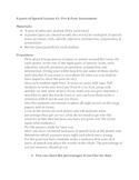 8 Parts of Speech (Pre/Post Lesson)