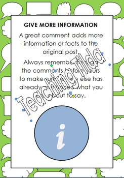 8 Rules For Great Blog Comments - Posters