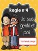 8 Simple French Classroom Rules – 8 Règles Simples pour la Classe de Français